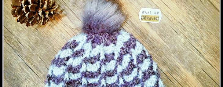 Wildwood Waves Hat… Free Crochet Pattern!