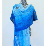 Winter Walk Shawl… Free Crochet Pattern