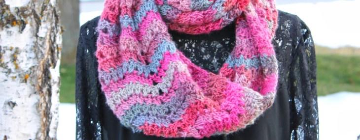 Sweetwater Infinity Scarf… Free Crochet Pattern!