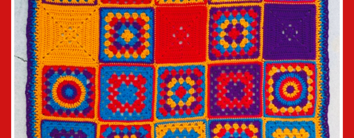 Whimsical Autumn Afghan… Mystery Crochet Along Week 9!!!