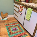 Country Bright Rug… Free Crochet Pattern!!!