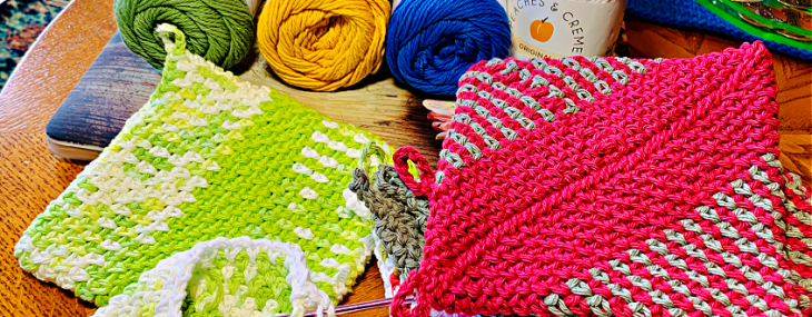Super Saturday Quick Gift Crochet Along!!!