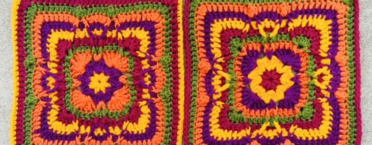 Festival of Fall Afghan CAL… Week 3!!!