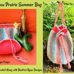 Mariposa Prairie Bag Crochet Along… Week 2!!!