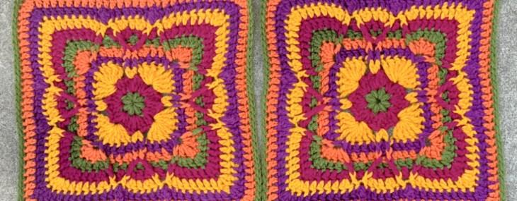 Festival of Fall Afghan Crochet Along… Week 8!!!