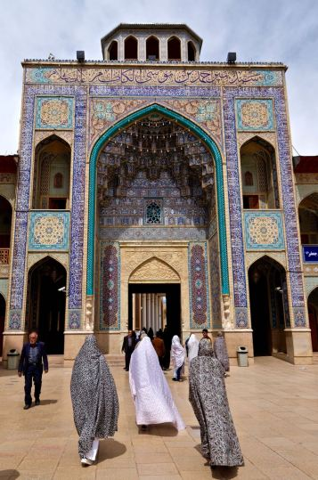 Shah-e Cheragh, Shiraz, Iran