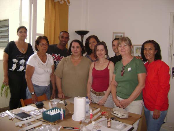 Aula Rio/2008