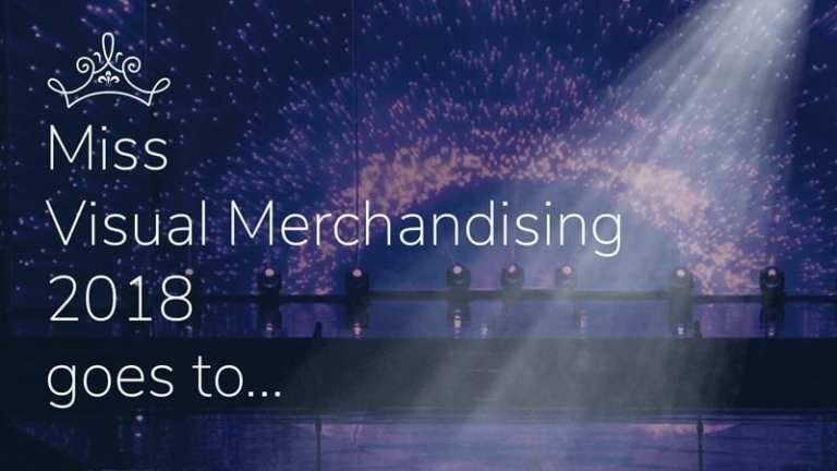 Miss Visual Merchandising – Retail Audit 2019 Goes to…