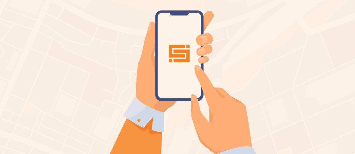 field sales app