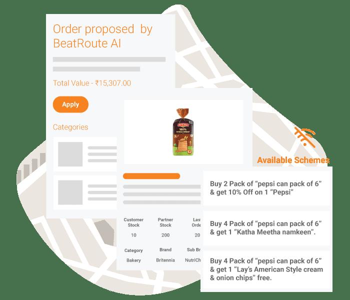 Save time using salesforce Order taking app