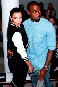 Kim-Kardashian-and-Kanye-West-at-Louise-Goldin