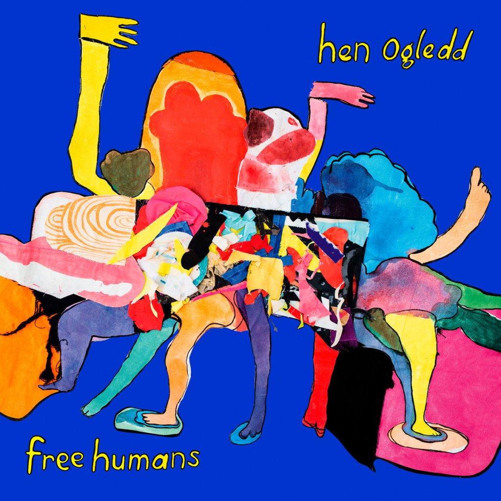 Free Humans album cover by Hen Ogledd