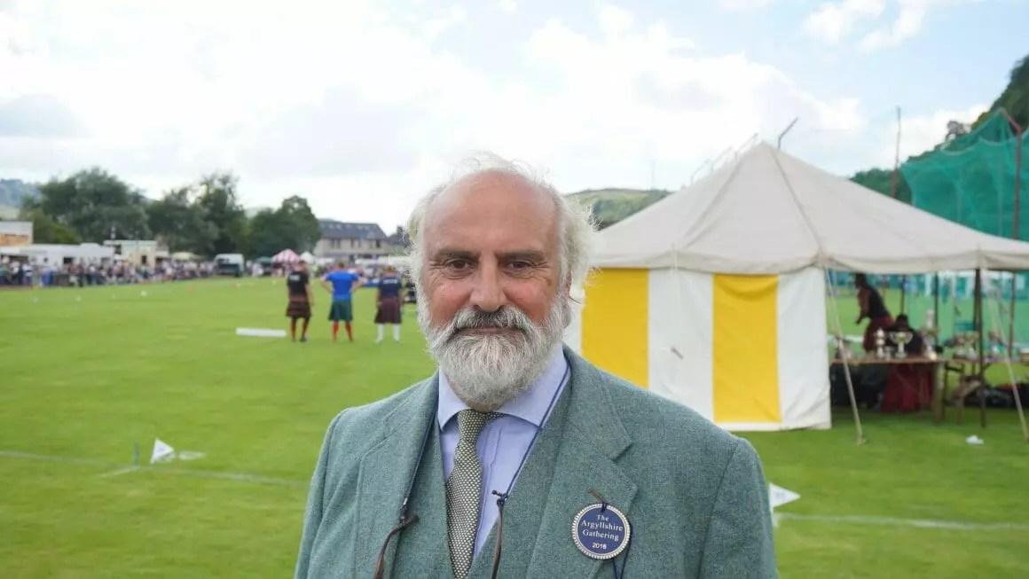 Scotland Highland games