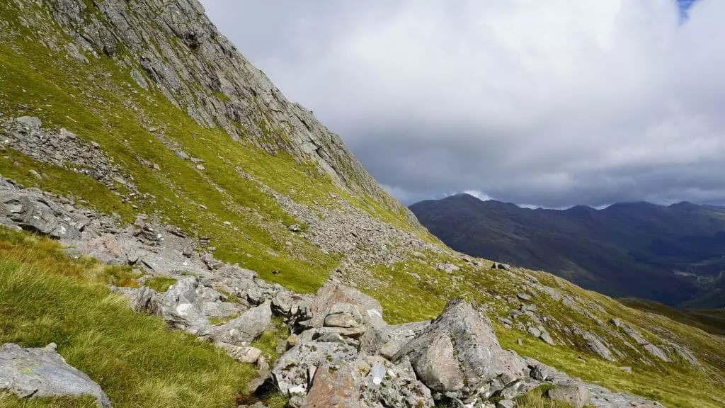 Scotland highland Saddle