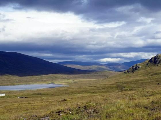 Maol-Bhuidhe Bothy cape Wrath Trail