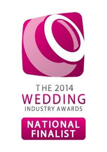 TWIA Wedding Industry Awards - National Finalist in the Venue Stylist Category