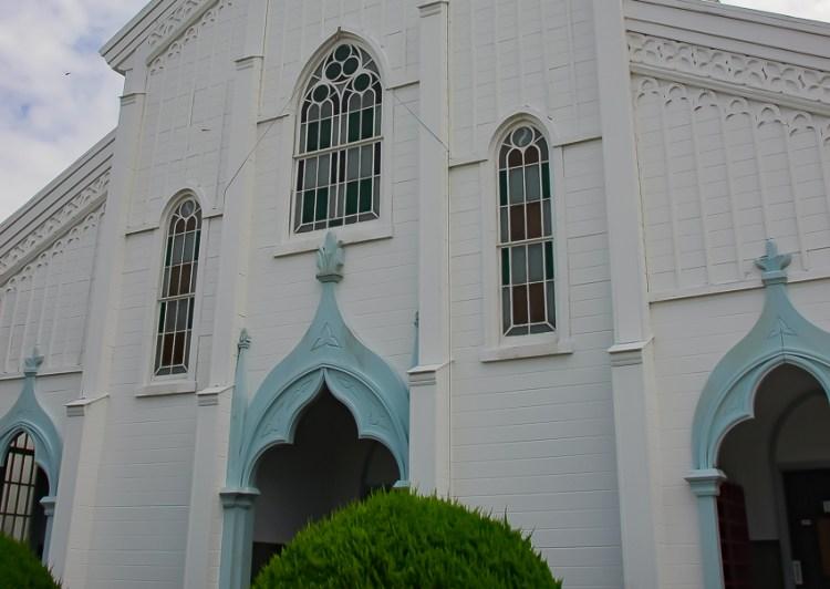 水の浦教会2
