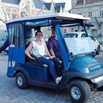 Golfwagen 1