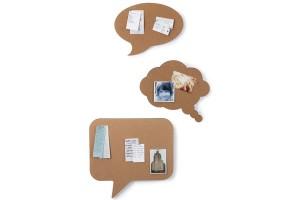 Un maniac de l'oubli? ces tableaux d'affichage pourrait bien vous aider ! où encore mieux accrochez des souvenirs? (photos, affiches …)