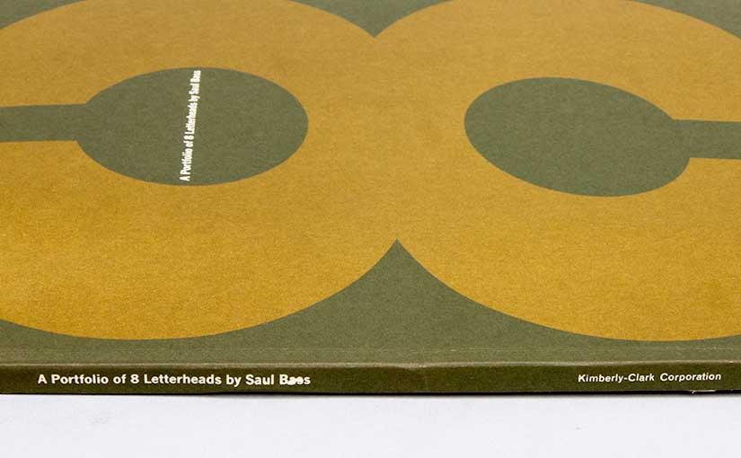 Saul Bass: 8 Letterheads