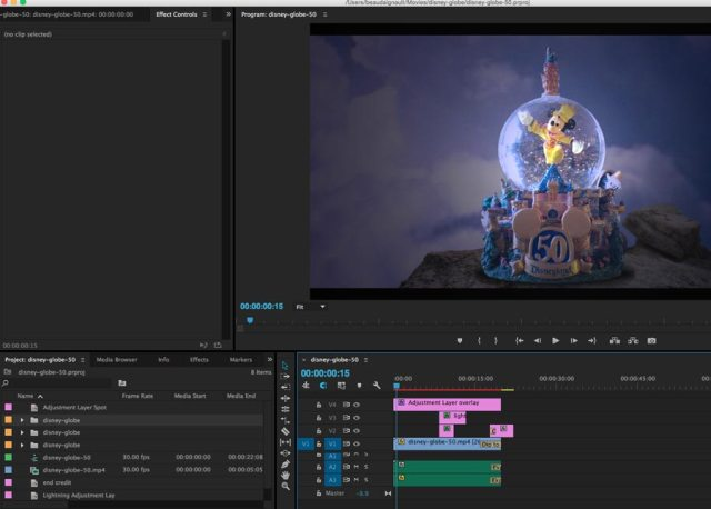 premiere pro screen-shot