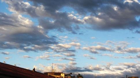 Broken Storm Clouds