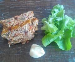 Cake au thon et légumes {Recette}