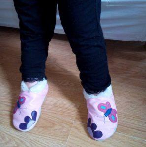chaussons Éco-Bébé