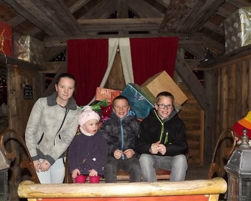 On a (re)visité le Hameau du Père-Noël en Haute-Savoie