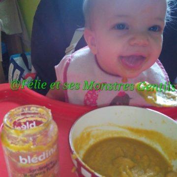 bébé 9 mois / diversification alimentaire
