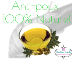 Anti poux naturel {DIY}