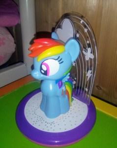 la veilleuse magique Go Glow My Little Pony