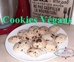Cookies végans {Recette}