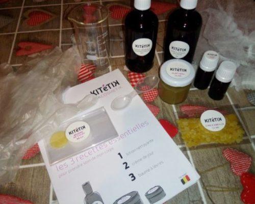 Fabriquer ses cosmétiques soi-même avec les kits KITéTIK