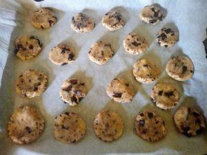 cookies végans recette
