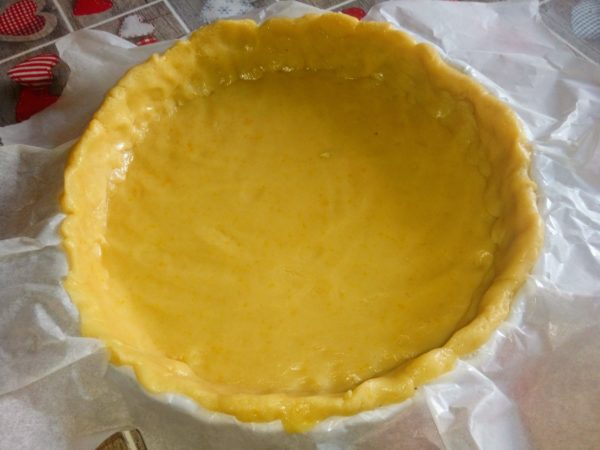 recette de la pâte sablée maison