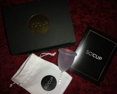 coupe menstruelle So'Cup