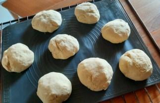 recette des boules de pains burger maison