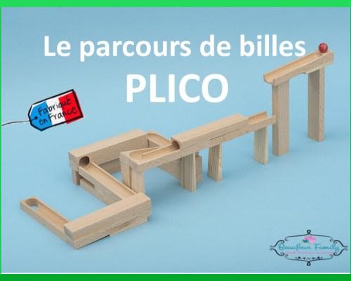 PLICO, le parcours de billes français