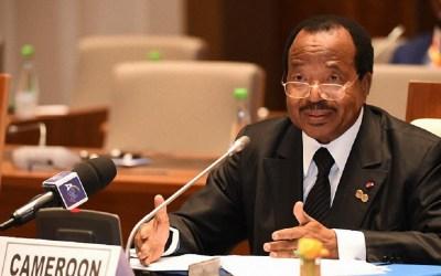 Cameroun : Paul BIYA demande au gouvernement de renoncer à la collecte de la taxe douanière sur les téléphones portables via le crédit de communication