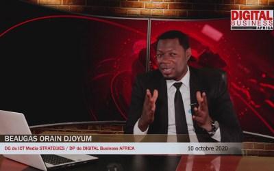 Africa Top STRATEGIES : Huawei avance à grands pas en Afrique [Vidéo]