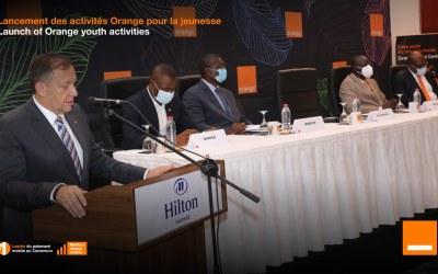 Cameroun : Orange lance ses séances de coaching dans les métiers du numérique auprès des étudiants, à travers sa plateforme « Pulse »