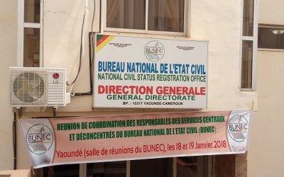 Cameroun : Le Bunec présente le prototype du logiciel afférent à  la digitalisation du nouveau système de l'état civil