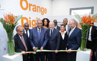L'Orange Digital Center Côte d'Ivoire officiellement lancé à Abidjan en partenariat avec la GIZ et Amazon Web Services