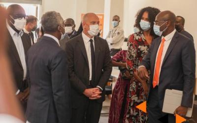 Stéphane Richard au Cameroun pour une prise de participation dans Camtel?: «Non! Ce n'est pas le cas», répond le PDG d'Orange