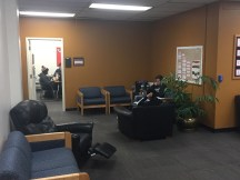 Commuter Lounge at Davidson Hall