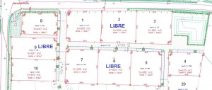 plan coteau du domaine 2