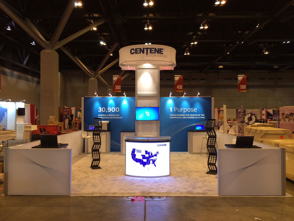 best-custom-trade-show-exhibit-hanging-sign