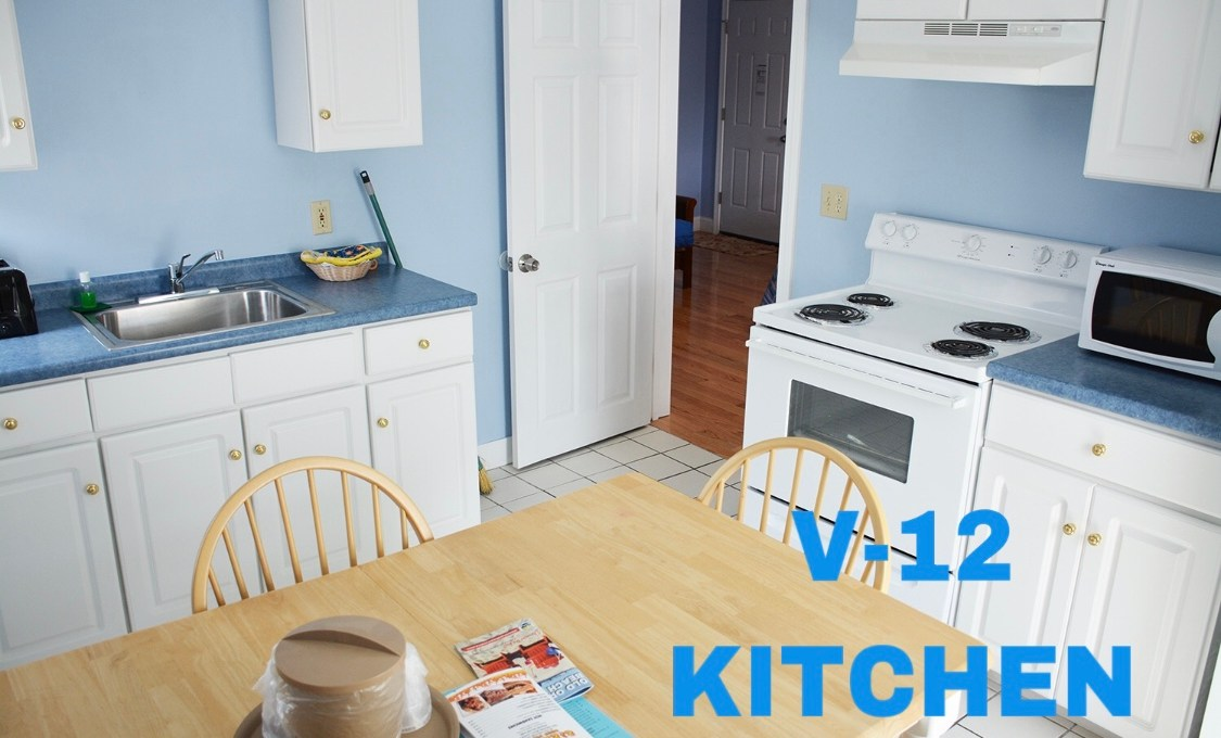 Large Deluxe Kitchen Room