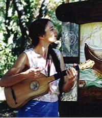 Valerie et guitar